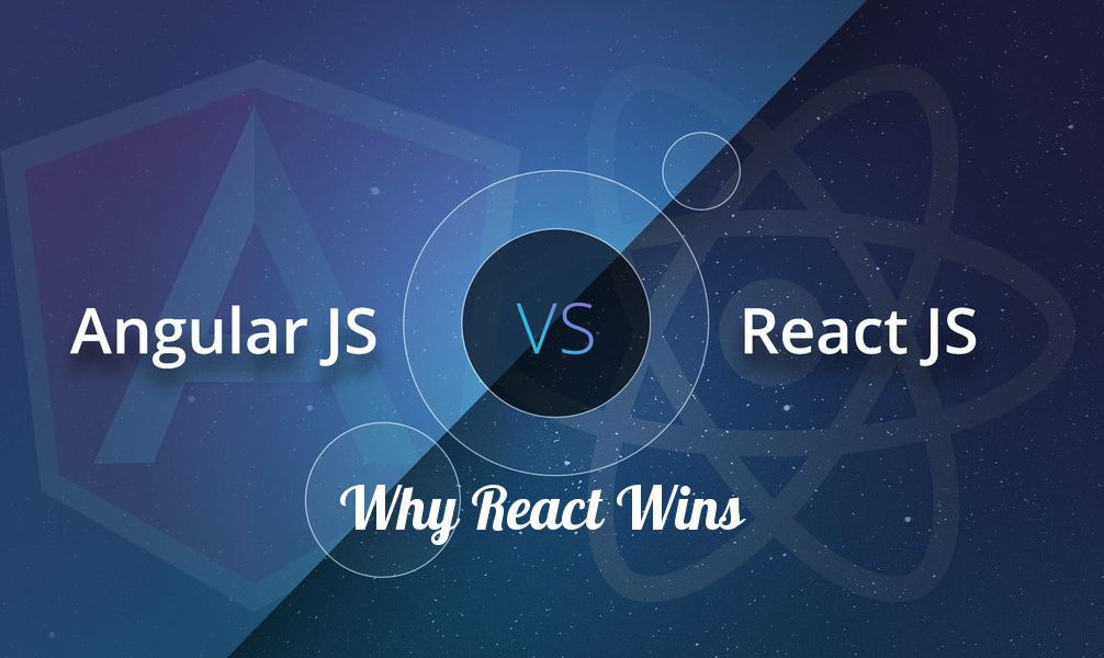 Why You Should Choose React Over Angular 2 or 1 For That Matter