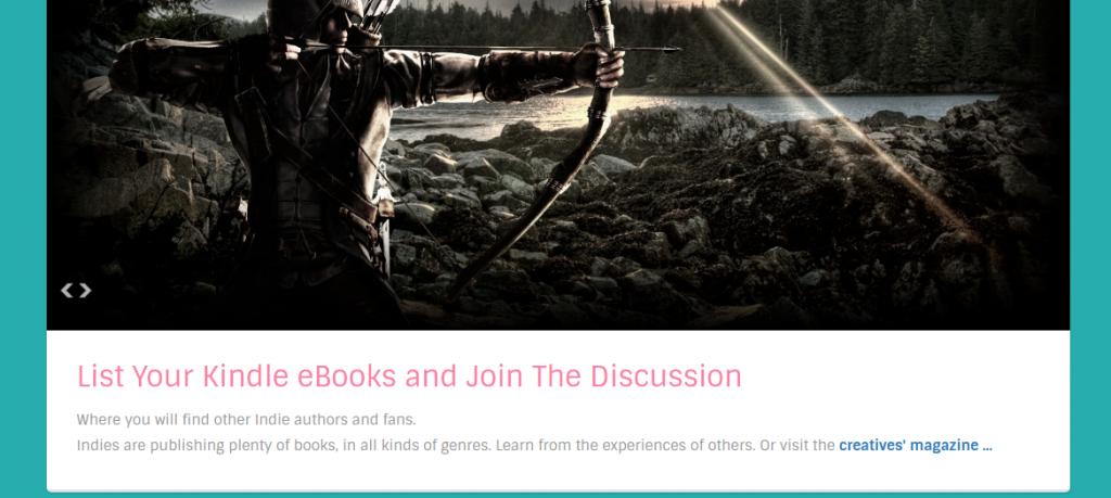 kindle publishing app
