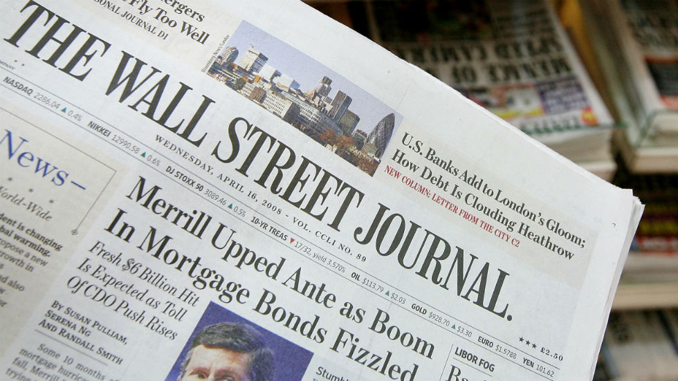 """The most successful single piece of advertising in the history of the world"": The Wall Street Journal Direct Mail letter that built a brand."